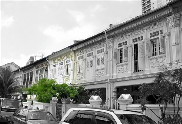 Дом в стиле минимал на Blair Road от студии Ong & Ong 26