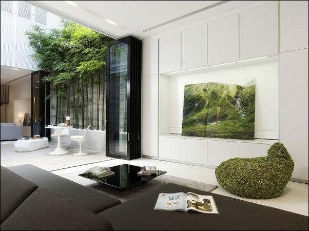 Дом в стиле минимал на Blair Road от студии Ong & Ong 31