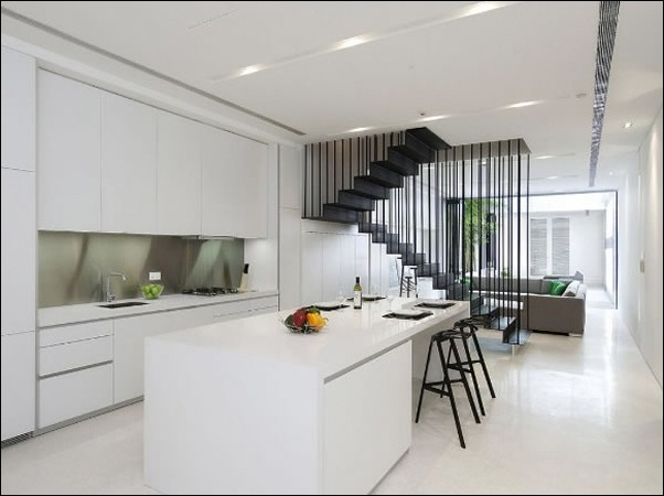Дом в стиле минимал на Blair Road от студии Ong & Ong 32