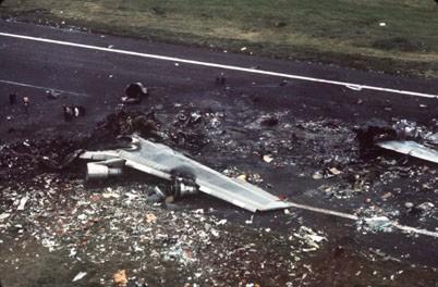 ТЕНЕРИФЕ: Трагедия на земле 25025