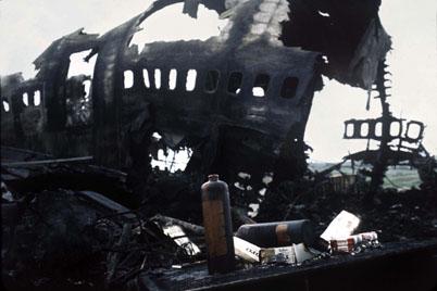 ТЕНЕРИФЕ: Трагедия на земле 13392