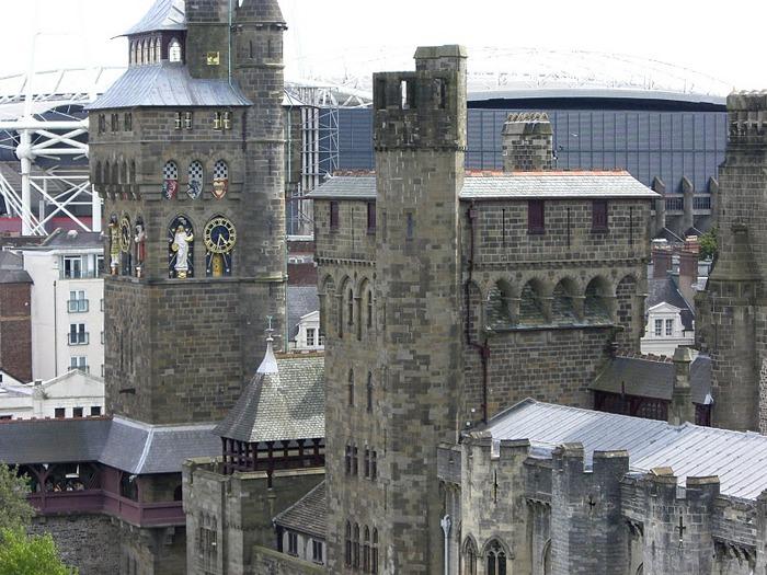 Замок Кардифф 87587