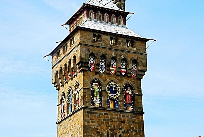 Замок Кардифф 10575