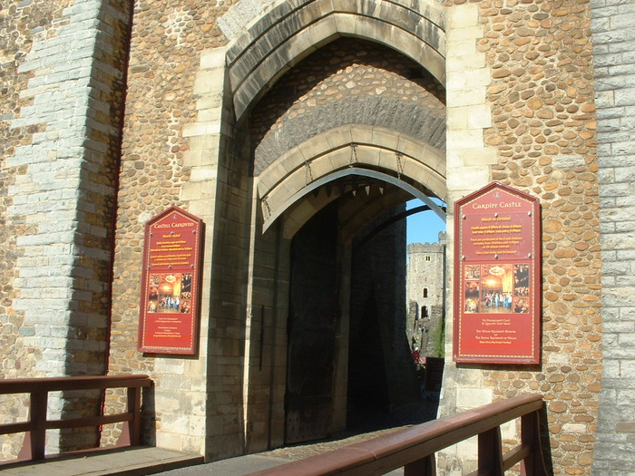 Замок Кардифф 14289