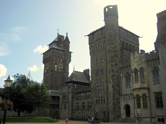 Замок Кардифф 63379