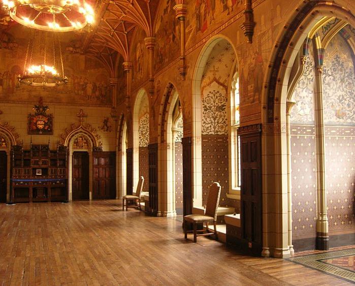 Замок Кардифф 37391