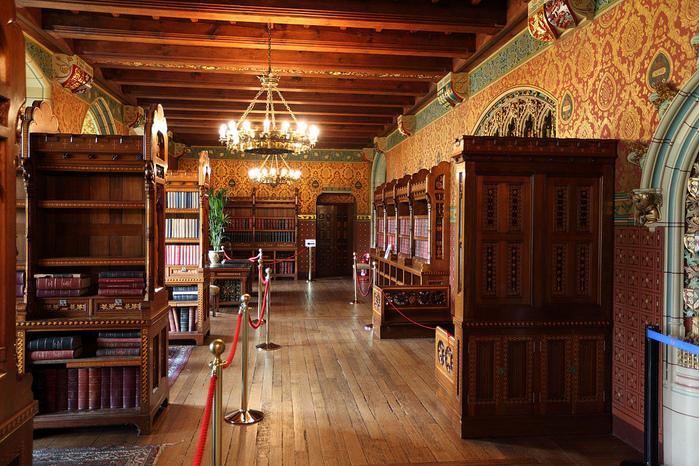 Замок Кардифф 42140