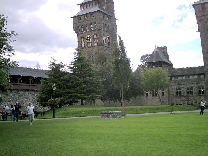 Замок Кардифф 11429