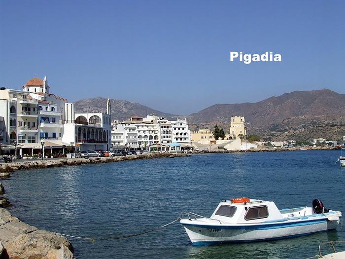 Остров Карпатос - высокие горы, традиционные поселки, пляжи на юге... 99156