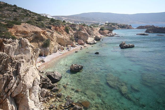 Остров Карпатос - высокие горы, традиционные поселки, пляжи на юге... 97930