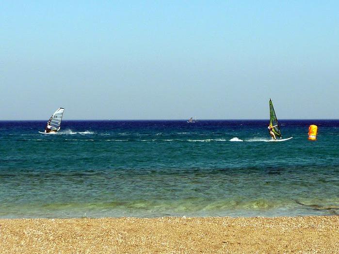 Остров Карпатос - высокие горы, традиционные поселки, пляжи на юге... 21404
