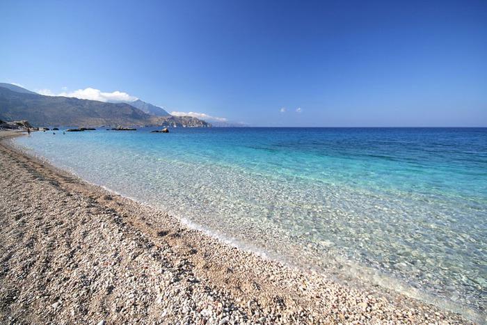 Остров Карпатос - высокие горы, традиционные поселки, пляжи на юге... 77734