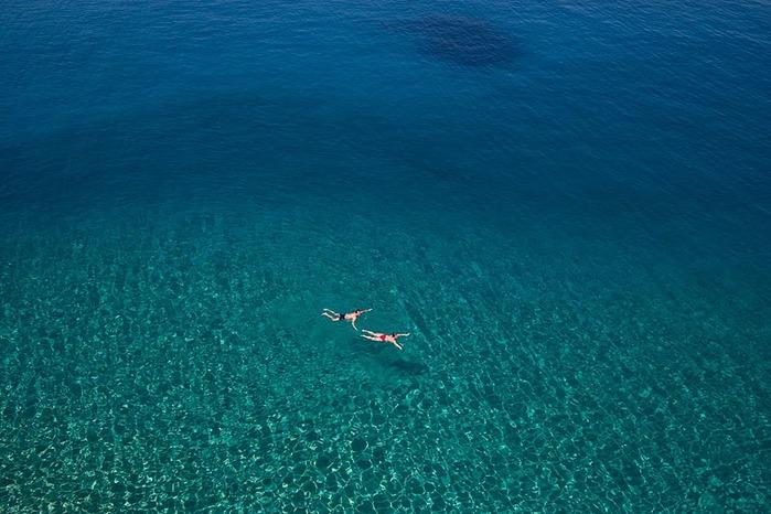 Остров Карпатос - высокие горы, традиционные поселки, пляжи на юге... 43116