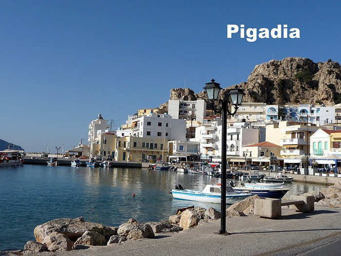 Остров Карпатос - высокие горы, традиционные поселки, пляжи на юге... 35737