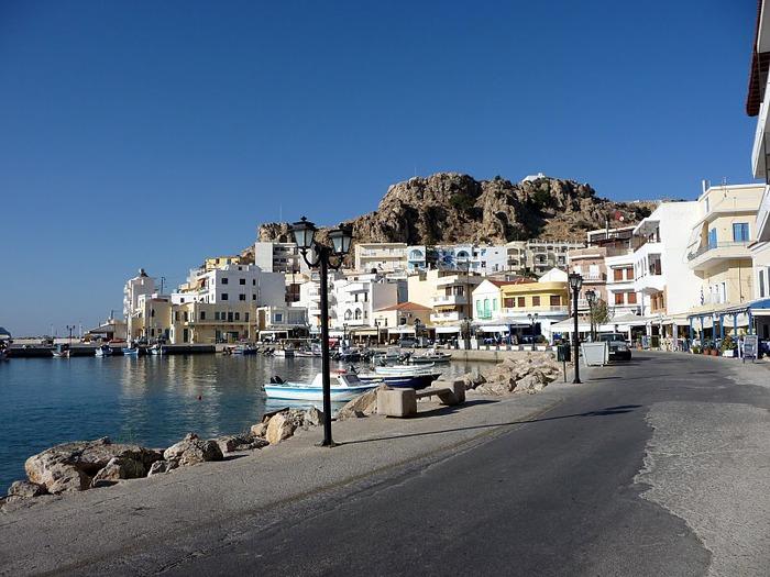 Остров Карпатос - высокие горы, традиционные поселки, пляжи на юге... 95189