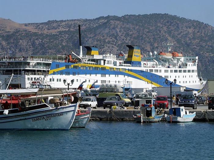 Остров Карпатос - высокие горы, традиционные поселки, пляжи на юге... 48158