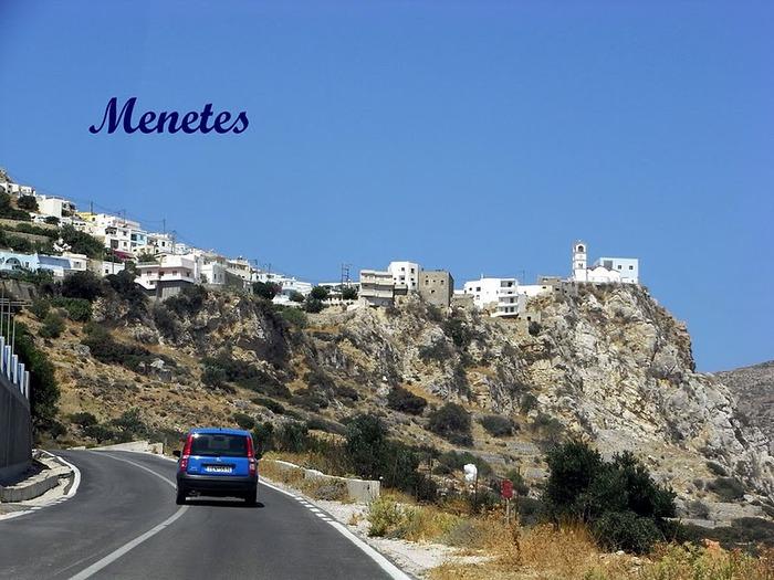 Остров Карпатос - высокие горы, традиционные поселки, пляжи на юге... 74515