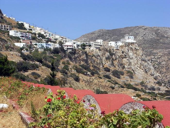 Остров Карпатос - высокие горы, традиционные поселки, пляжи на юге... 71398