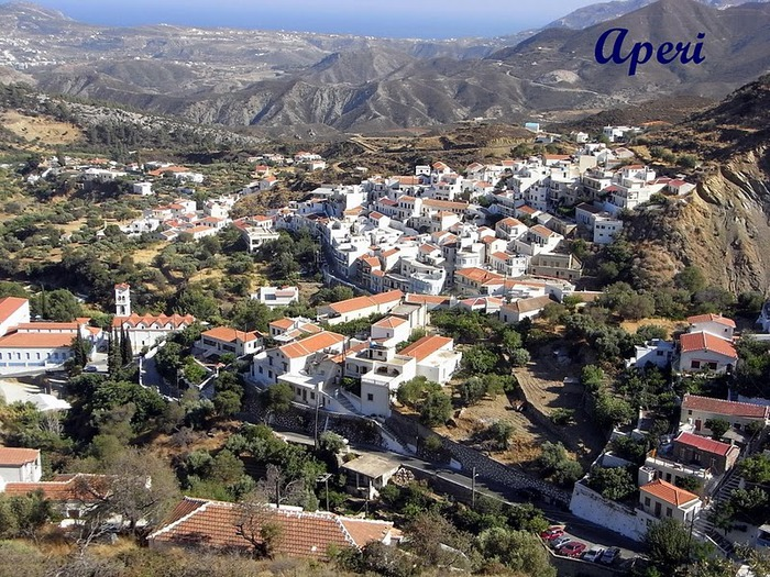 Остров Карпатос - высокие горы, традиционные поселки, пляжи на юге... 17593