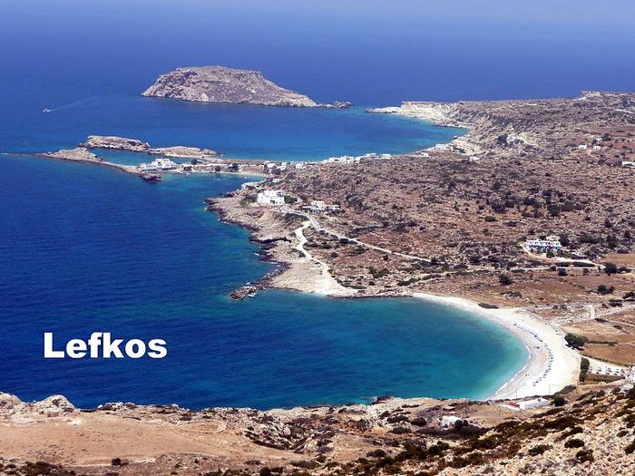 Остров Карпатос - высокие горы, традиционные поселки, пляжи на юге... 63010