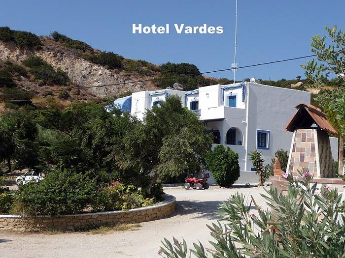 Остров Карпатос - высокие горы, традиционные поселки, пляжи на юге... 12013