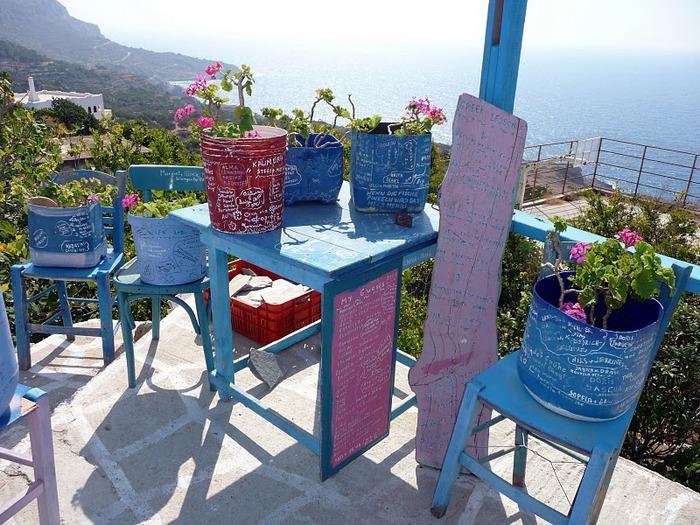 Остров Карпатос - высокие горы, традиционные поселки, пляжи на юге... 29465