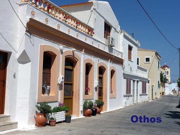 Остров Карпатос - высокие горы, традиционные поселки, пляжи на юге... 50767