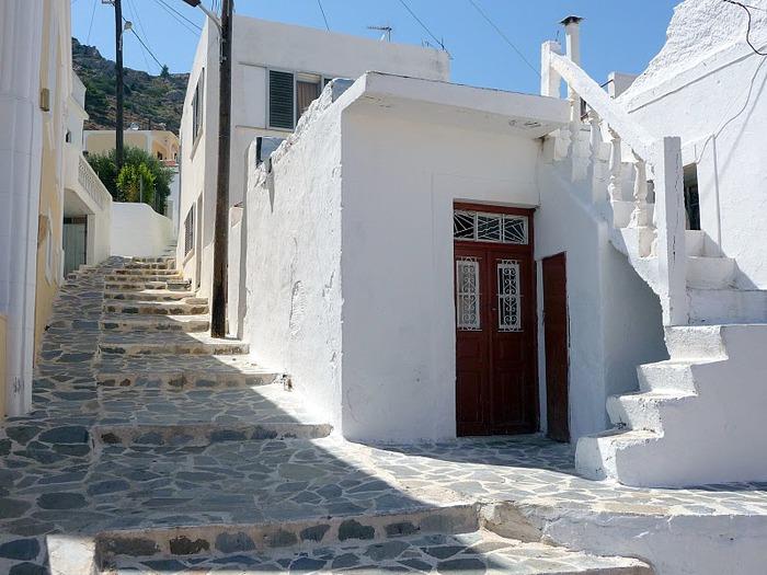 Остров Карпатос - высокие горы, традиционные поселки, пляжи на юге... 22594