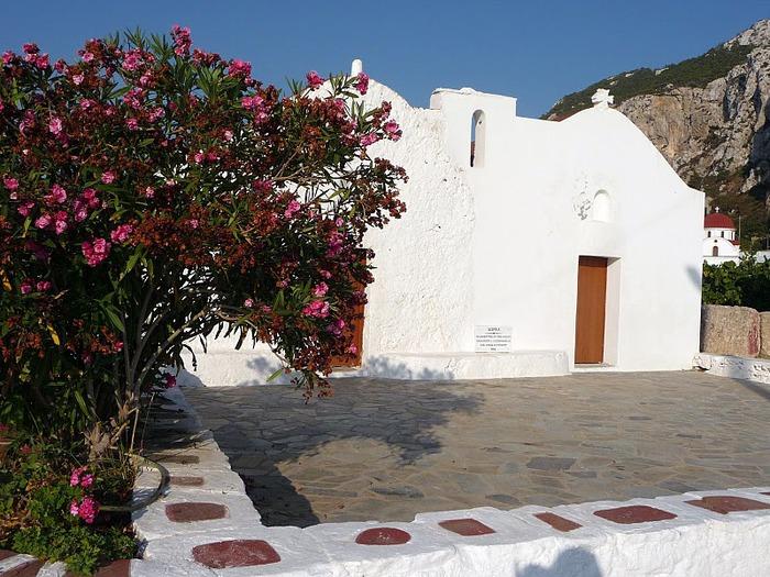 Остров Карпатос - высокие горы, традиционные поселки, пляжи на юге... 24711