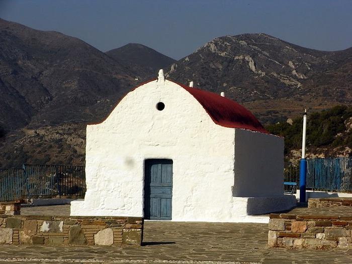 Остров Карпатос - высокие горы, традиционные поселки, пляжи на юге... 18327