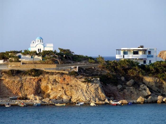 Остров Карпатос - высокие горы, традиционные поселки, пляжи на юге... 90175