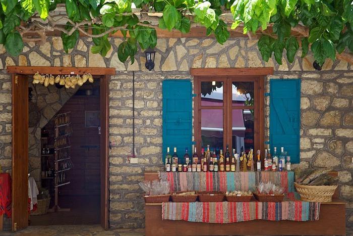 Остров Карпатос - высокие горы, традиционные поселки, пляжи на юге... 16566