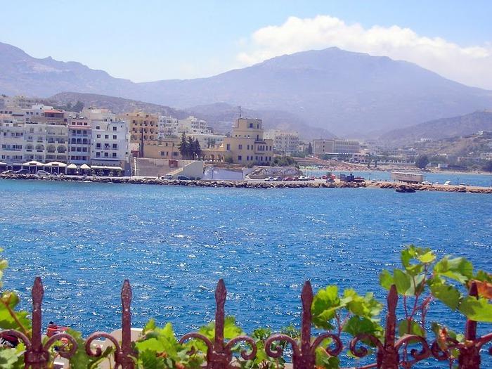 Остров Карпатос - высокие горы, традиционные поселки, пляжи на юге... 64107