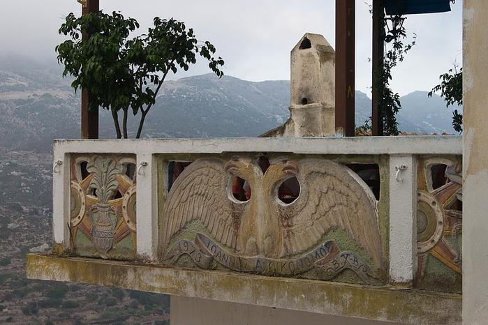 Остров Карпатос - высокие горы, традиционные поселки, пляжи на юге... 40163