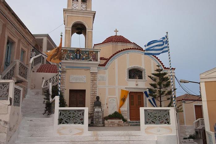 Остров Карпатос - высокие горы, традиционные поселки, пляжи на юге... 66754