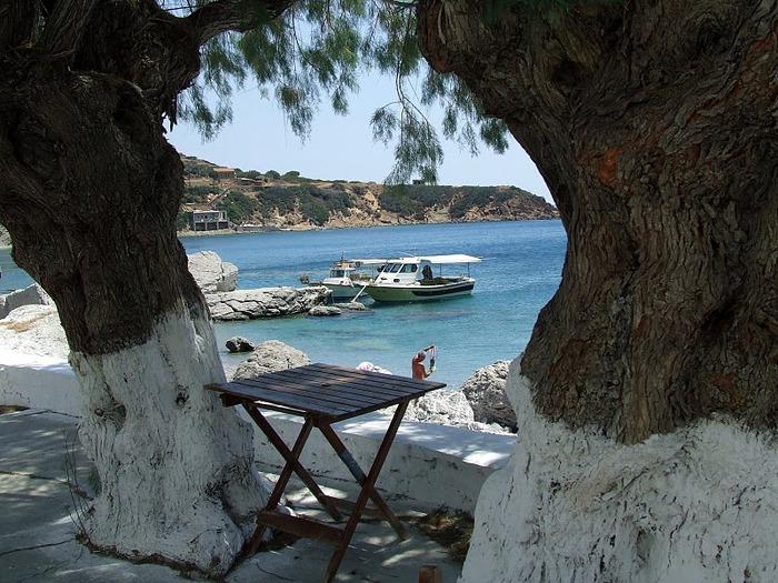 Остров Карпатос - высокие горы, традиционные поселки, пляжи на юге... 25236