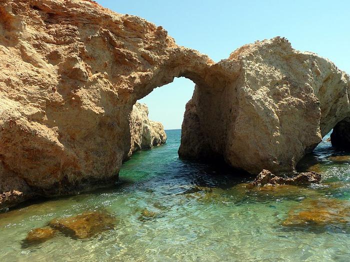 Остров Карпатос - высокие горы, традиционные поселки, пляжи на юге... 87978