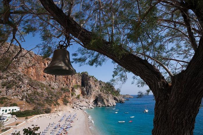 Остров Карпатос - высокие горы, традиционные поселки, пляжи на юге... 73718