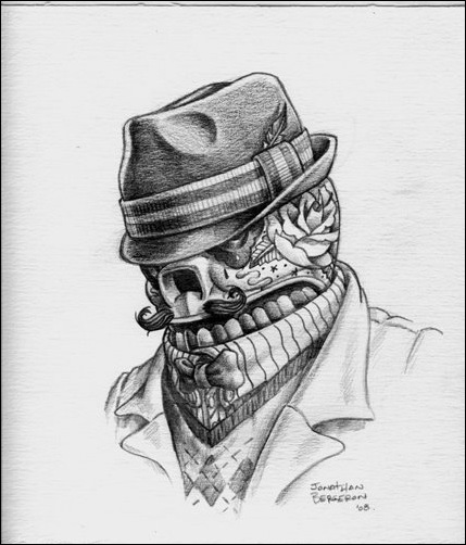 Чудные монстры от Jonathan Bergeron 43