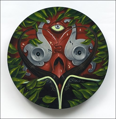 Чудные монстры от Jonathan Bergeron 49