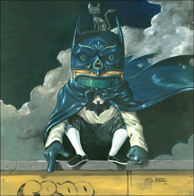 Чудные монстры от Jonathan Bergeron 5
