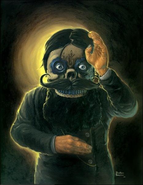 Чудные монстры от Jonathan Bergeron 13