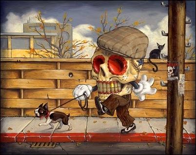 Чудные монстры от Jonathan Bergeron 27