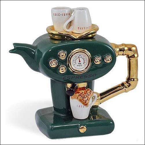 Английские чайные мастера 75