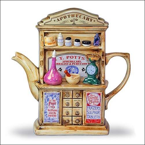 Английские чайные мастера 79