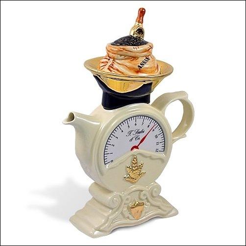 Английские чайные мастера 32