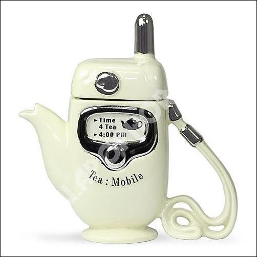 Английские чайные мастера 40