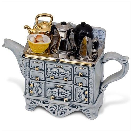 Английские чайные мастера 46