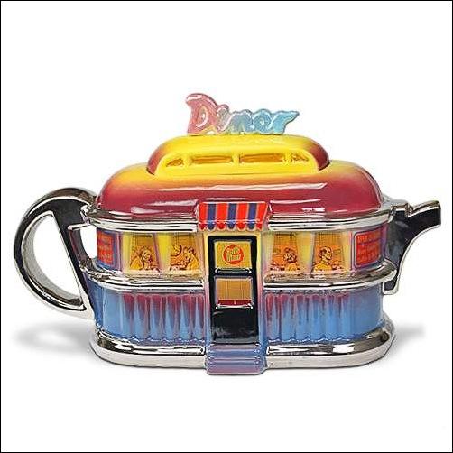Английские чайные мастера 54