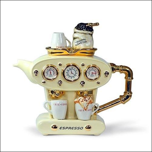 Английские чайные мастера 6